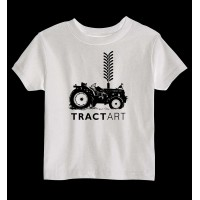 TRACTART - Tee-shirt sérigraphié - collection Potton